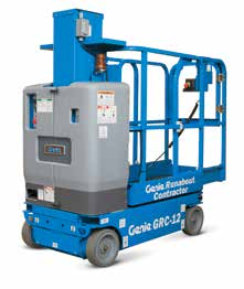 Genie® Runabout™ Contractor